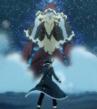 """クリスマスイベントなのに""""ニコラス""""が登場しないのは少し寂しいな。"""