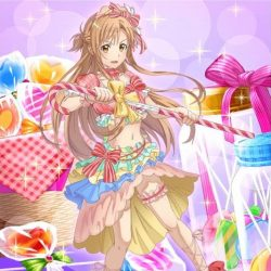 """★4スキルレコード""""【キャンディ・ヒロイン】アスナ""""の詳細!"""
